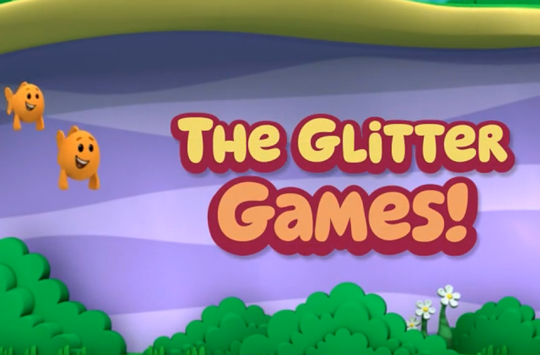 The Glitter Games! | Bubble Guppies Wiki | FANDOM powered by Wikia