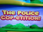 The Police Cop-Tetoin