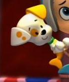 Bubble pupy sizzle