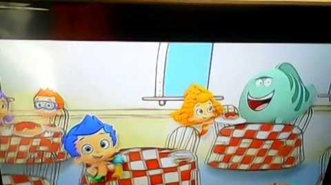 Bubble Guppies Sing about Everything