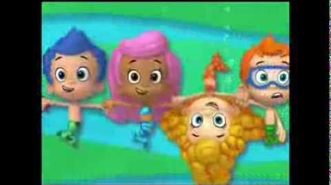Bubble Guppies Intro -10 hours-