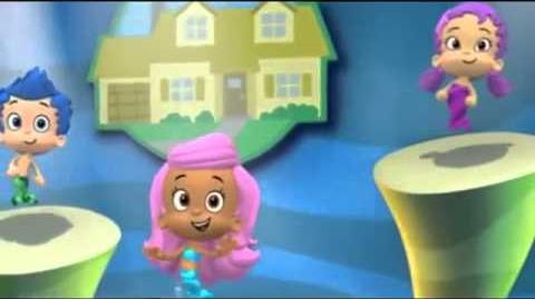 Bubble guppies the new doghouse dance