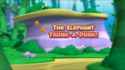 ElephantTrunADunk