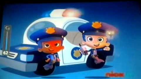 Bubble Guppies - Policias-0
