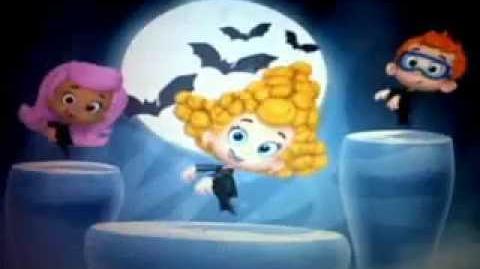 Bubble Guppies Tunes 41 Halloween Dance