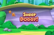 Sheep doggy title