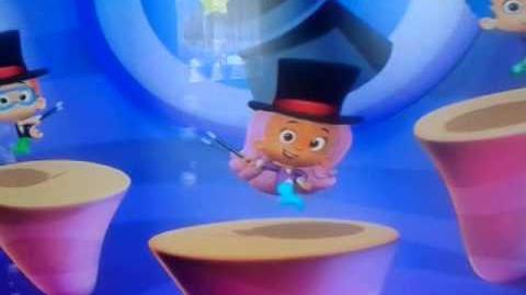 Bubble Guppies UK Wave your Magic Wand