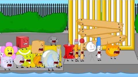 "Battle for Dream Island - Episode 25 ""Return of the Hang Glider"""