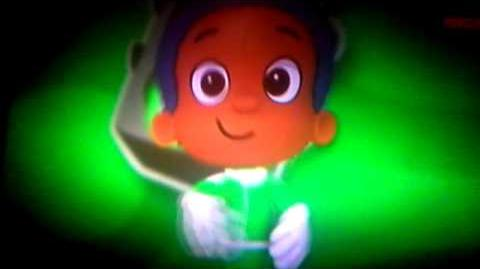 Bubble Guppies colori ballo italiano