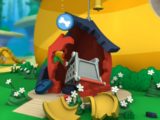 The New Doghouse!/References