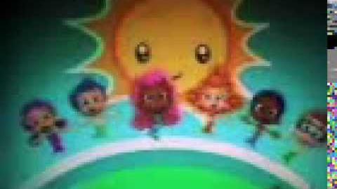 Bubble Guppies - Hermoso sol