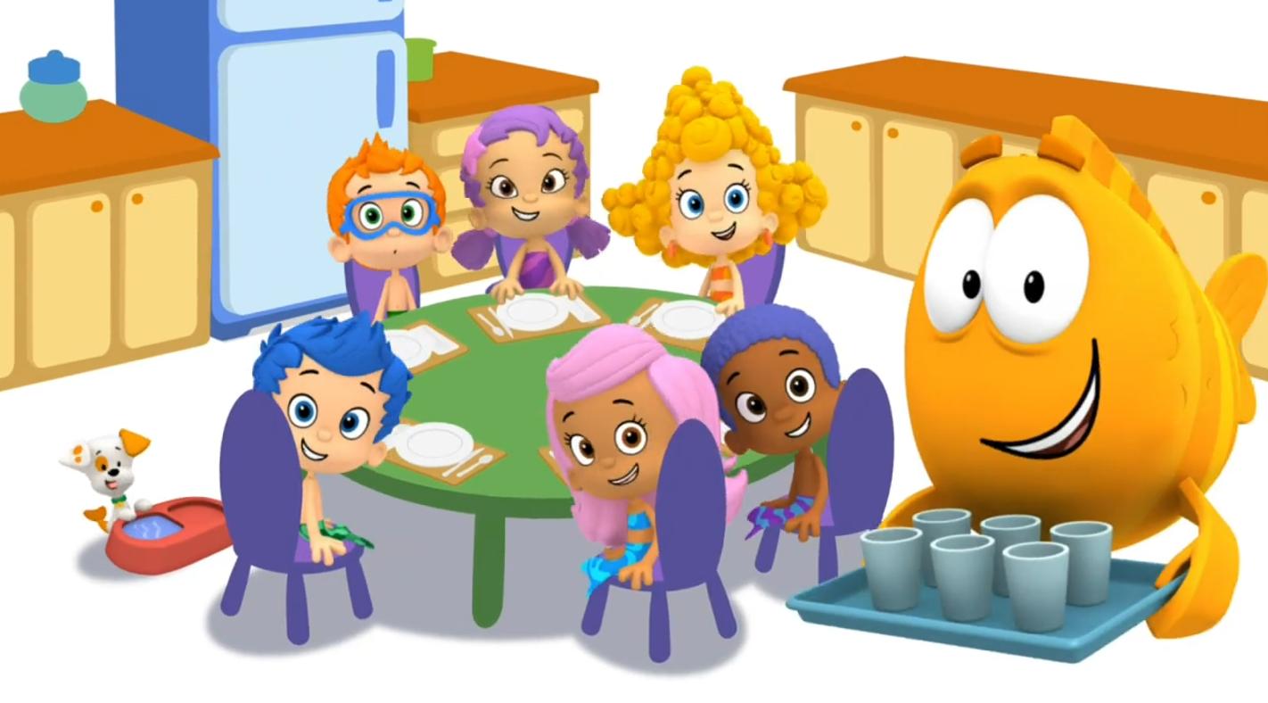 in the kitchen | bubble guppies wiki | fandom poweredwikia