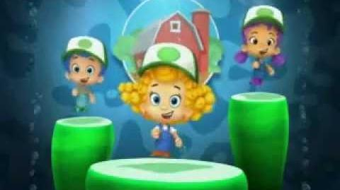 Bubble Guppies Tunes 31 Milk Dance