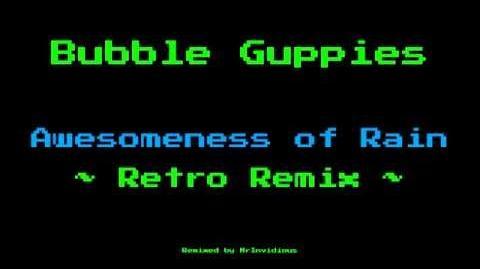Awesomeness of Rain Remix