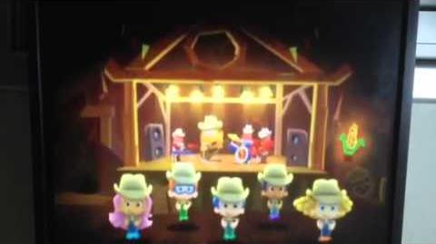 Bubble guppies tunes 30 farmers song(Hebrew)
