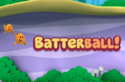 Batterball Title Card