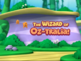 The Wizard of Oz-tralia!