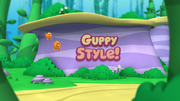 Guppy Style Title