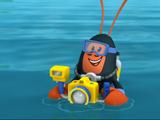 Scuba Lobster