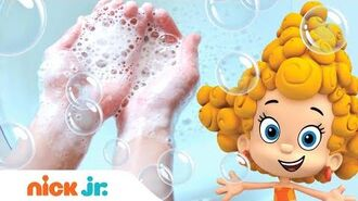 The Hand Washing Song w the Bubble Guppies! Stay Home WithMe Noggin Originals Nick Jr.