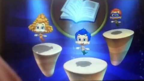 "Bubble Guppies ""Turn the Page"""