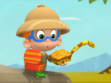 Macaroni and Cheetah