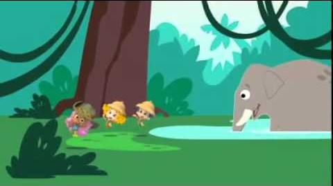 Bubble Guppies - The Elephant Song