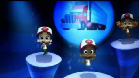 "Bubble Guppies ""The Truck Dance"""