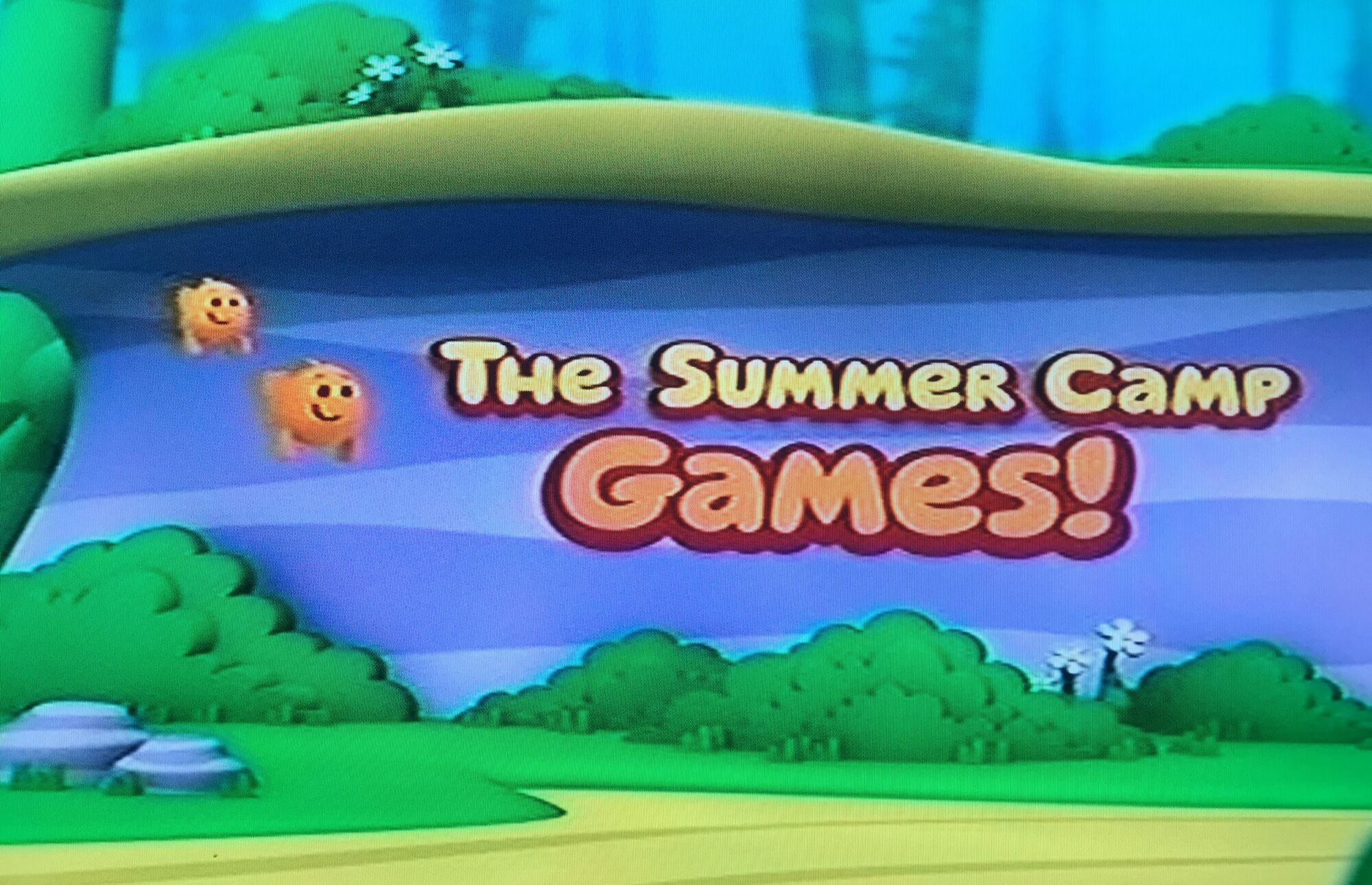 The Summer Camp Games Bubble Guppies Wiki Fandom