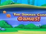 The Summer Camp Games!