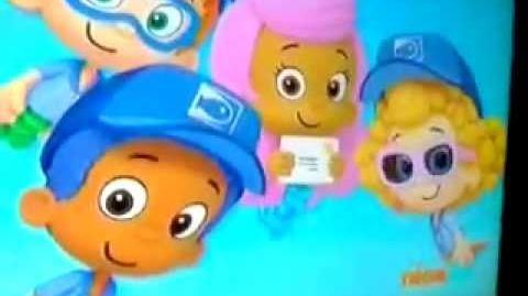 Bubble Guppies - Correio Português