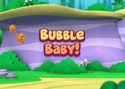 Bubble baby title