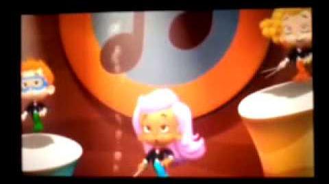 Bubble guppies orchestra dance