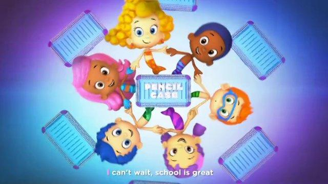 "The Bubble Guppies ""Pencil Case"" --Lady Gaga Spoof-0"