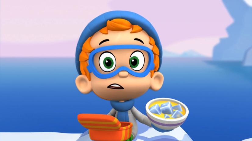 Chicken soup with ice bubble guppies wiki fandom for Bubble guppies fish