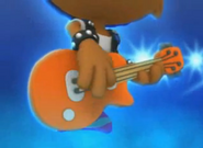 Goby's guitar