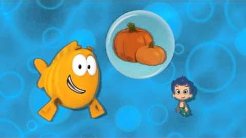 Bubulle Guppies L'automne NICKELODEON JUNIOR