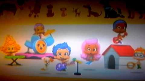 Bubble Guppies cani italiano