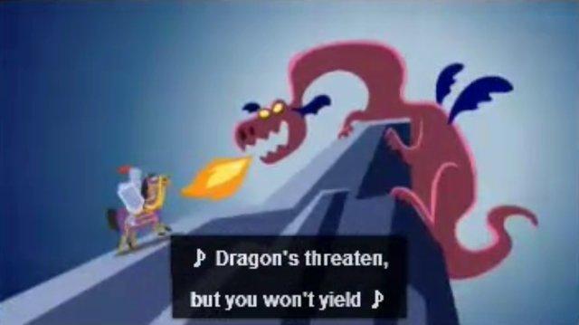 Brave Brave Knights Lyrics