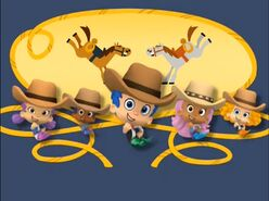 I wanna be a cowgirls