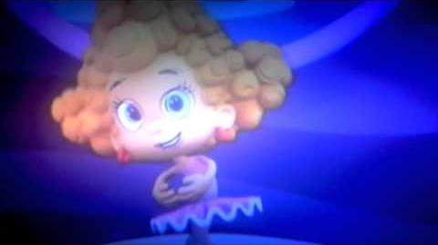 Bubble Guppies balletto ballo italiano