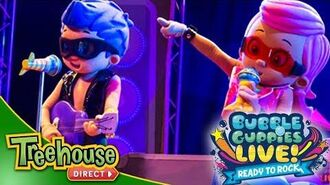 Bubble Guppies Live! Ready to Rock We Totally Rock Songs for Kids