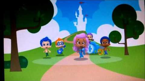 Bubble guppies once upon a time song