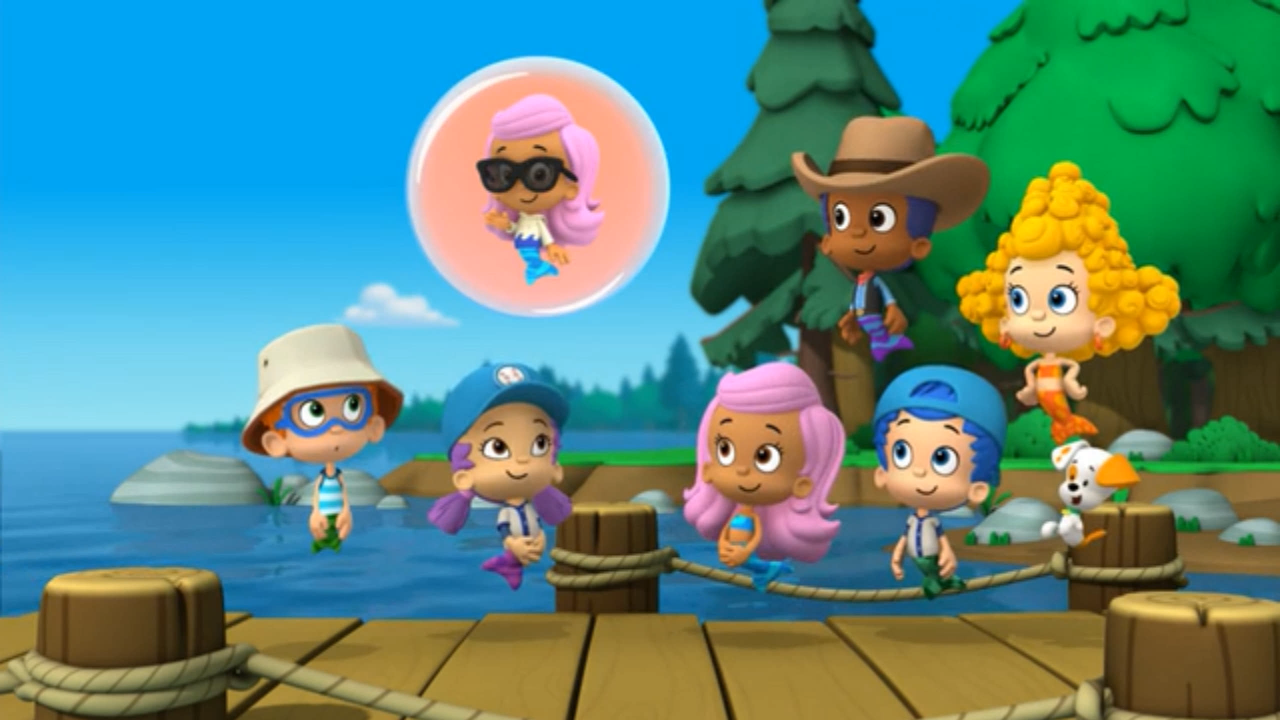 Lunch Bubble Guppies Guppy Style: FANDOM Powered By Wikia