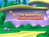 The Unidentified Flying Orchestra!