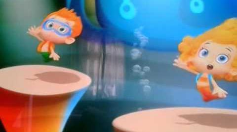 Bubble Guppies UK Rucksack Dance