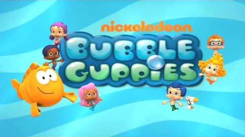 Bubble Guppies - theme song (Czech)