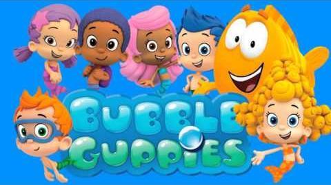 Bubble Guppies - Theme song (Croatian)
