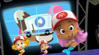 Bubble Guppies - Humunga Truck - 'Trucks Are Tough'