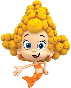 Image result for bubble guppies deema